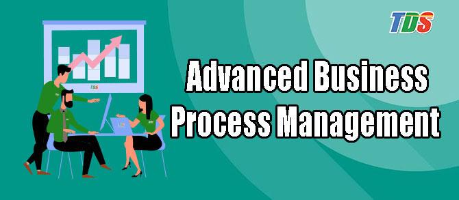 Foto Advanced Business Process Management