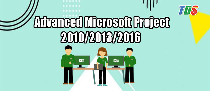 Foto Advanced Microsoft Project 2010/2013/2016