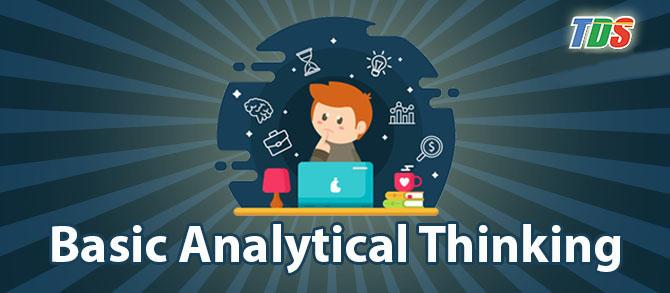 Foto Basic Analytical Thinking