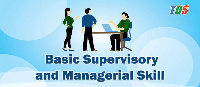 Foto Basic Supervisory and Managerial Skill