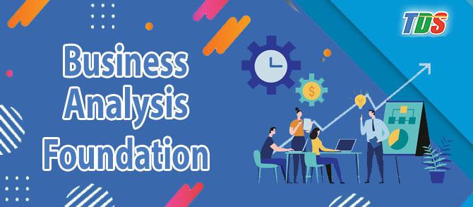 Foto Business Analysis Foundation Based on ISEB