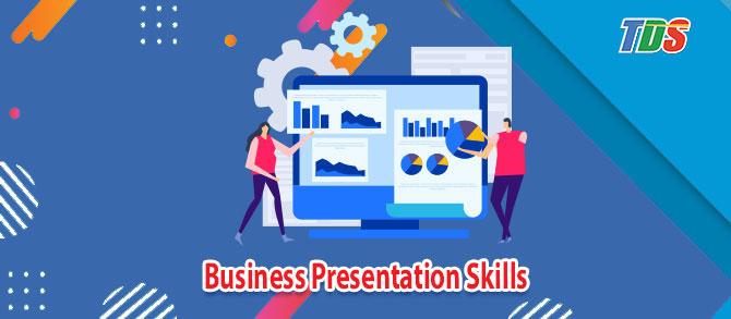 Foto Business Presentation Skills