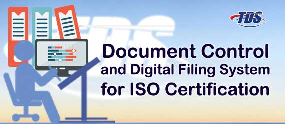 Foto Document Control and Digital Filing System for ISO Certification