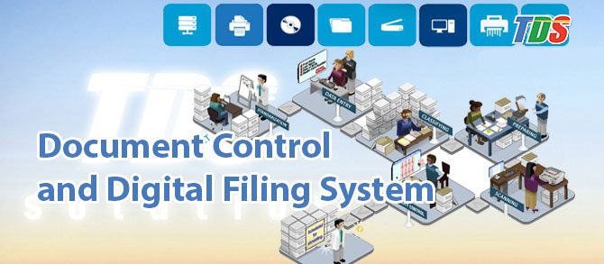 Foto Document Management And Electronic Filing Implementation