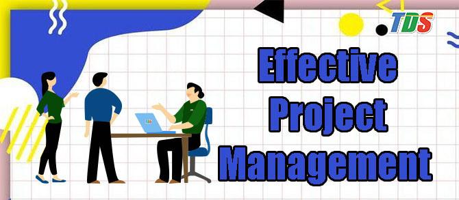 Foto Effective Project Management