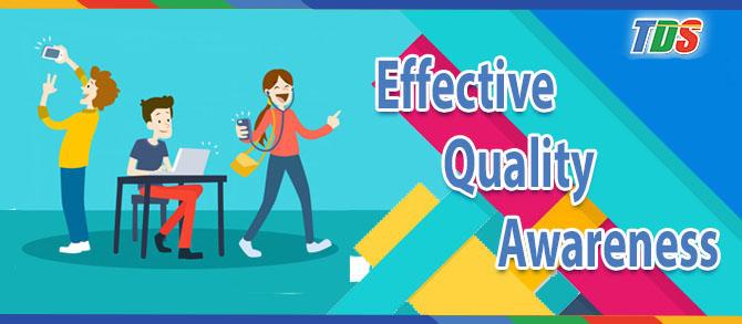 Foto Effective Quality Awareness