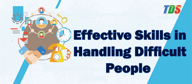 Foto Effective Skills in Handling Difficult People