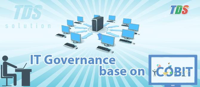 Foto IT Governance base on COBIT 4.1