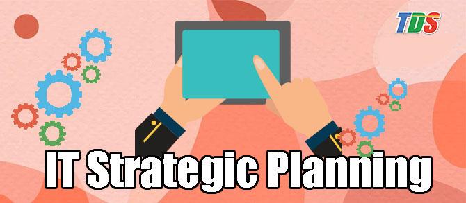 Foto IT Strategic Planning