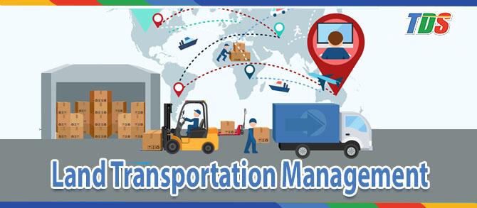 Foto Land Transportation Management