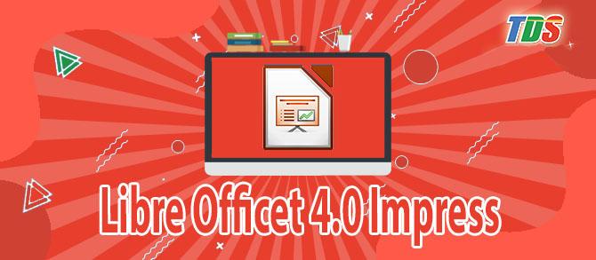 Foto Libre Office 4.0 - Impress