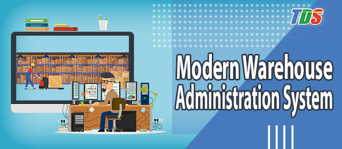 Foto Modern Warehouse Administration System