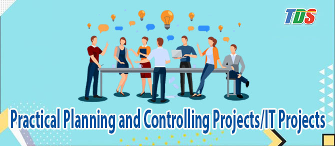 Foto Practical Planning and Controlling Projects/IT Projects