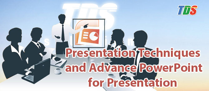 Foto Presentation Techniques and Advance PowerPoint for Presentation