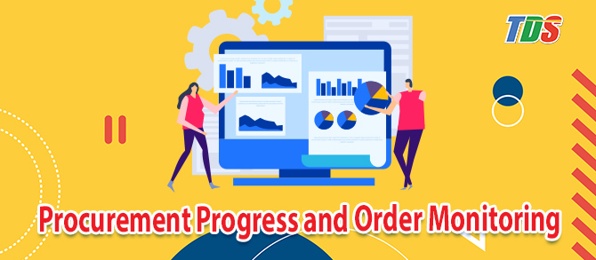 Foto Procurement Progress and Order Monitoring