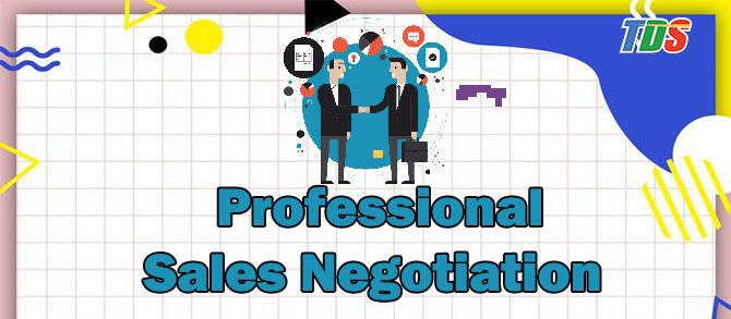 Foto Professional Sales Negotiation