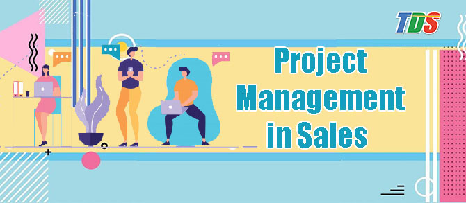 Foto Project Management in Sales