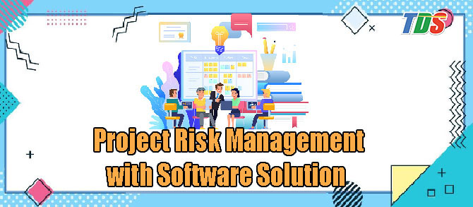 Foto Project Risk Management with Software Solution