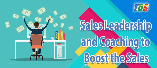 Foto Sales Leadership and Coaching to Boost the Sales