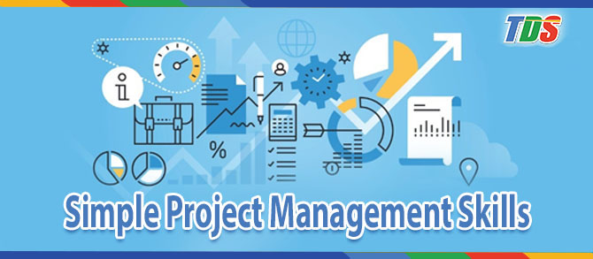 Foto Simple Project Management Skills