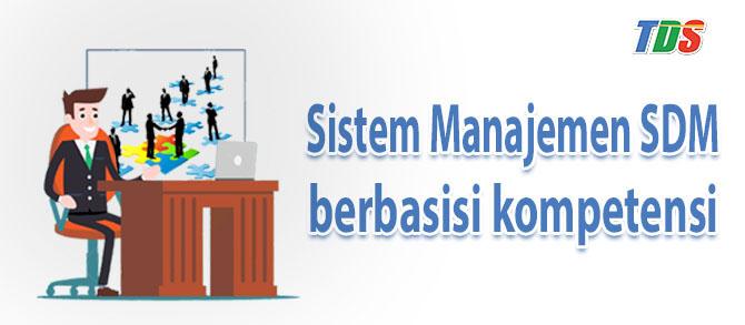Foto Sistem Manajemen SDM berbasis Kompetensi