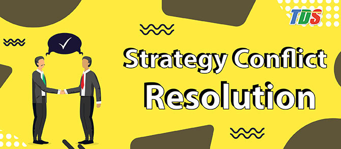 Foto Strategy Conflict Resolution