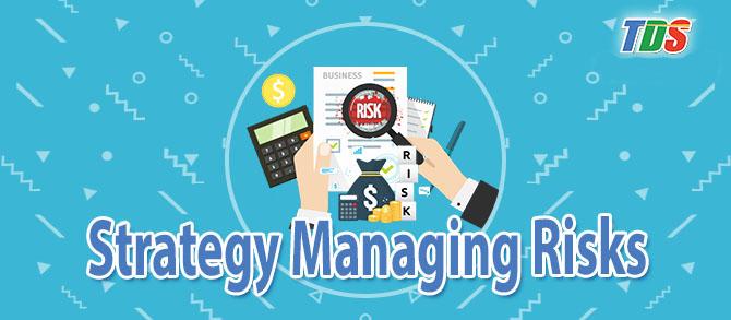 Foto Strategy Managing Risks