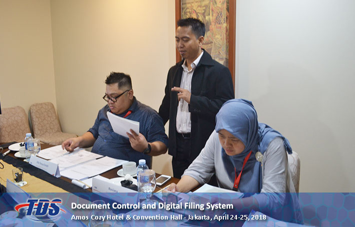 Foto Document Control and Digital Filing System