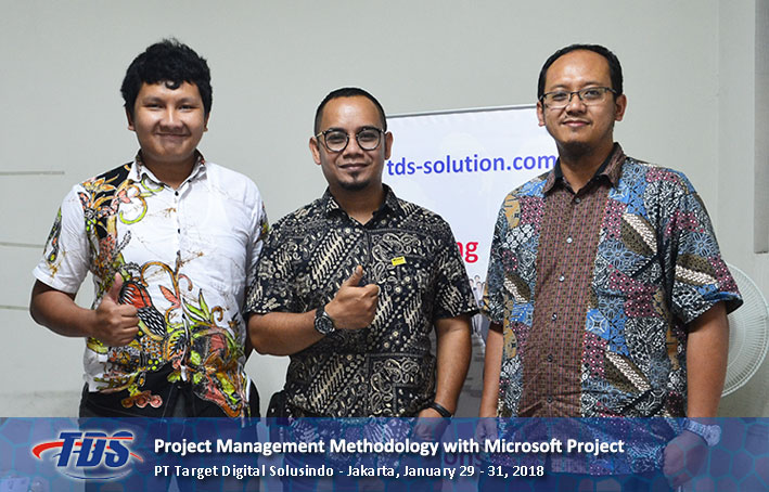 Foto training Project Management Methodology With Microsoft Project