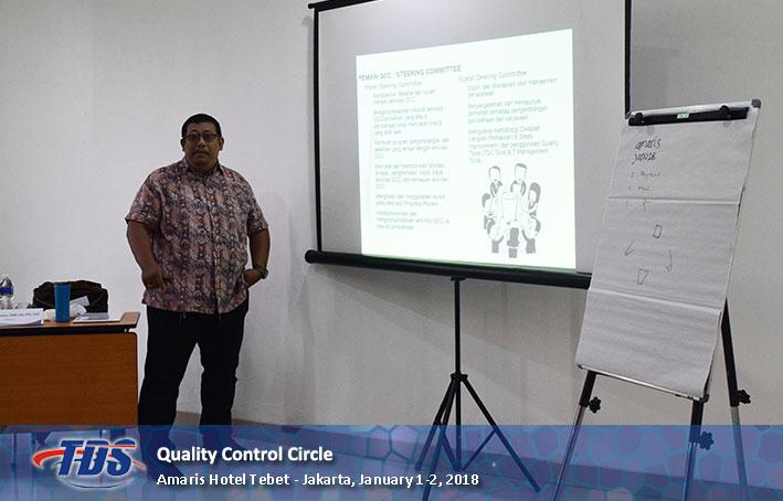 Foto Quality Control Circle