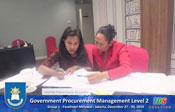 Foto Government Procurement Management Level 2 [Group I]