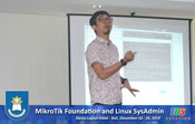 Foto MikroTik Foundation and Linux SysAdmin [Group II]