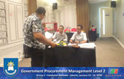 Foto Government Procurement Management Level 2 [Group II]