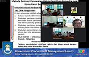 Foto Government Procurement Management Level 1