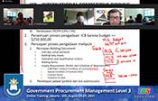 Foto Government Procurement Management Level 3