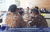 Foto Pelatihan Dukungan dan Pemeliharaan Kantor (General Affairs)