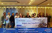 Foto Import dan Kepabeanan