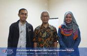 Foto Procurement Management and Export Import base Practice