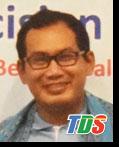 Foto H. Irfan Riza, SE, MSc, MA