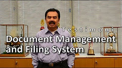 Foto Document Management and Filing System