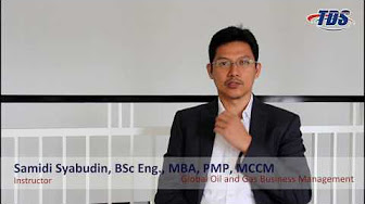 Review Global Oil and Gas Business Management