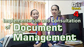 Foto Implementation and Consultation of Document Management