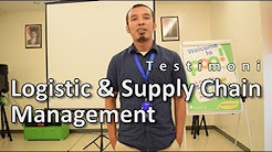 Foto Logistics and Supply Chain Management