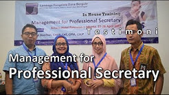 Foto Management for Professional Secretary