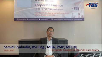 Foto Corporate Finance in Oil and Gas Industry