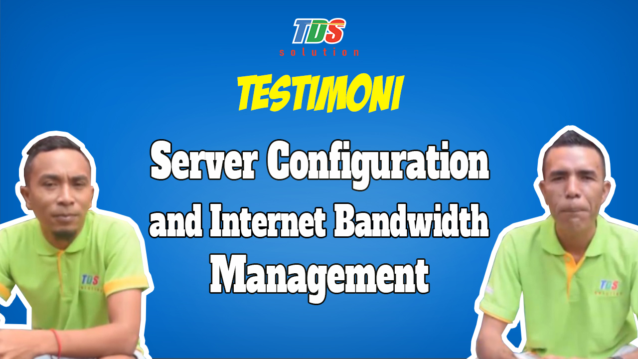 Foto Server Configuration and Internet Bandwidth Management