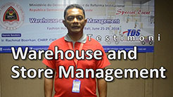 Foto Warehouse and Stores Management